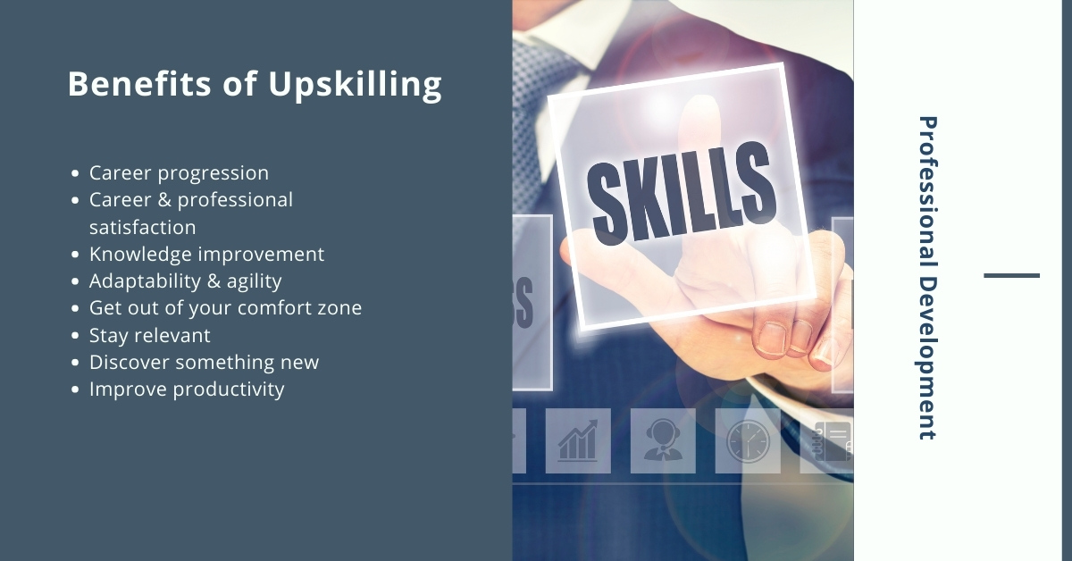 Benefits of upskilling for engineers