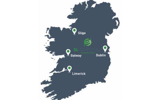 SL Controls Ireland Offices
