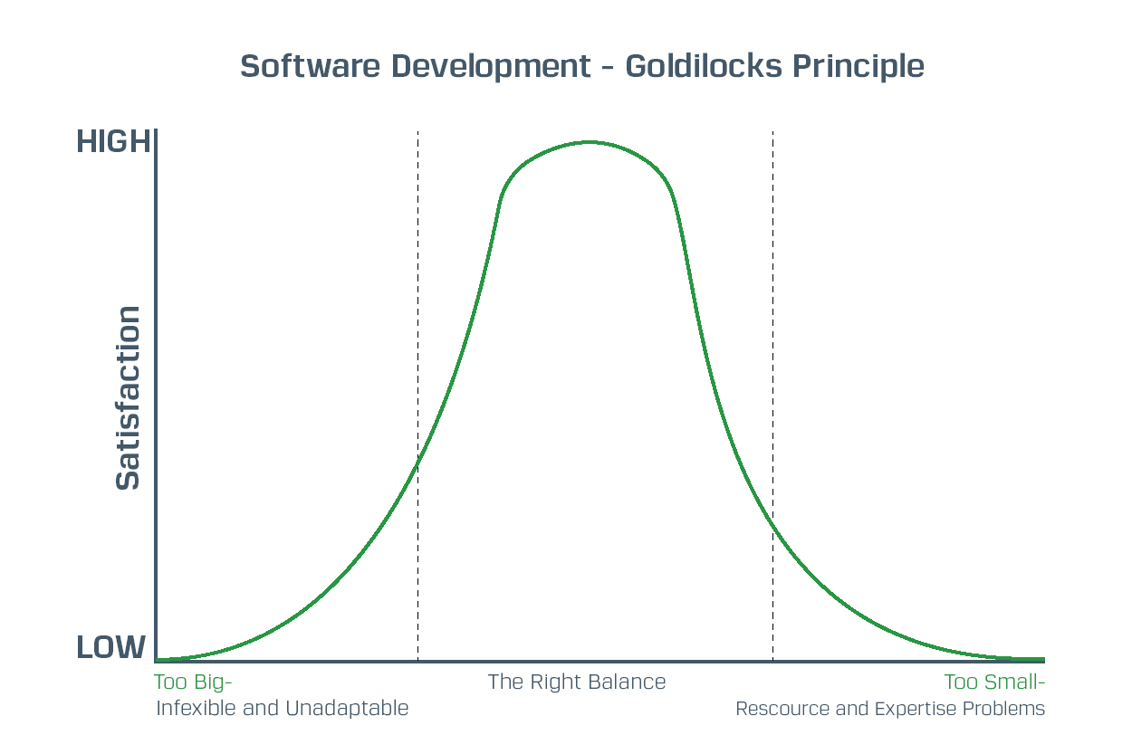 Why the Regulated Sector Needs Bespoke Software Solution Providers That Are Not Too Big or Too Small