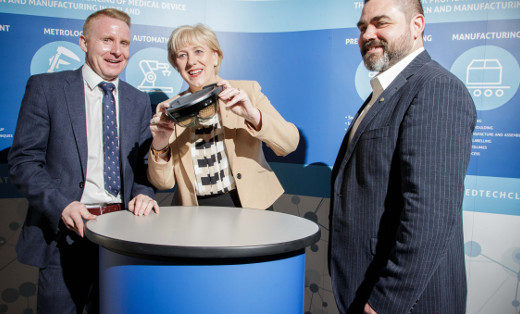 Launch Photos and Press Coverage of the New Atlantic MedTech Cluster