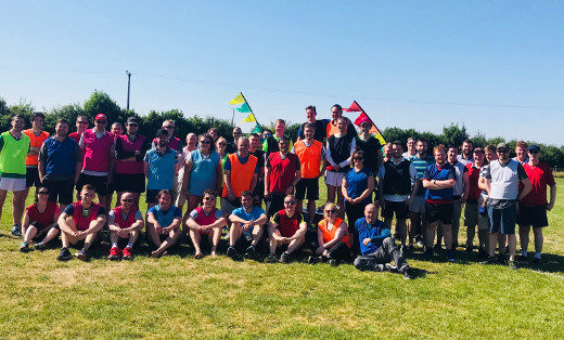 SL Controls Summer Outing 2018
