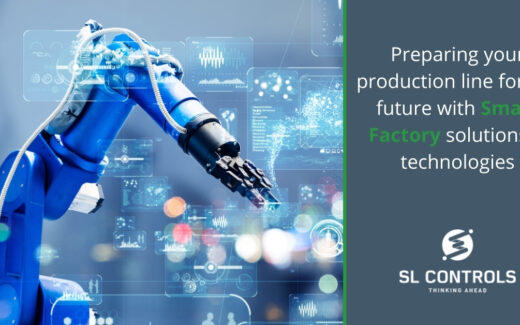 Preparing your production line for the future with smart factory solutions & technologies