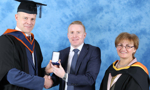 SL Controls Congratulates Gabor Stefcsik and All IT Sligo Graduates