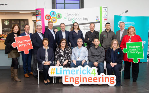 The Countdown to Limerick for Engineering