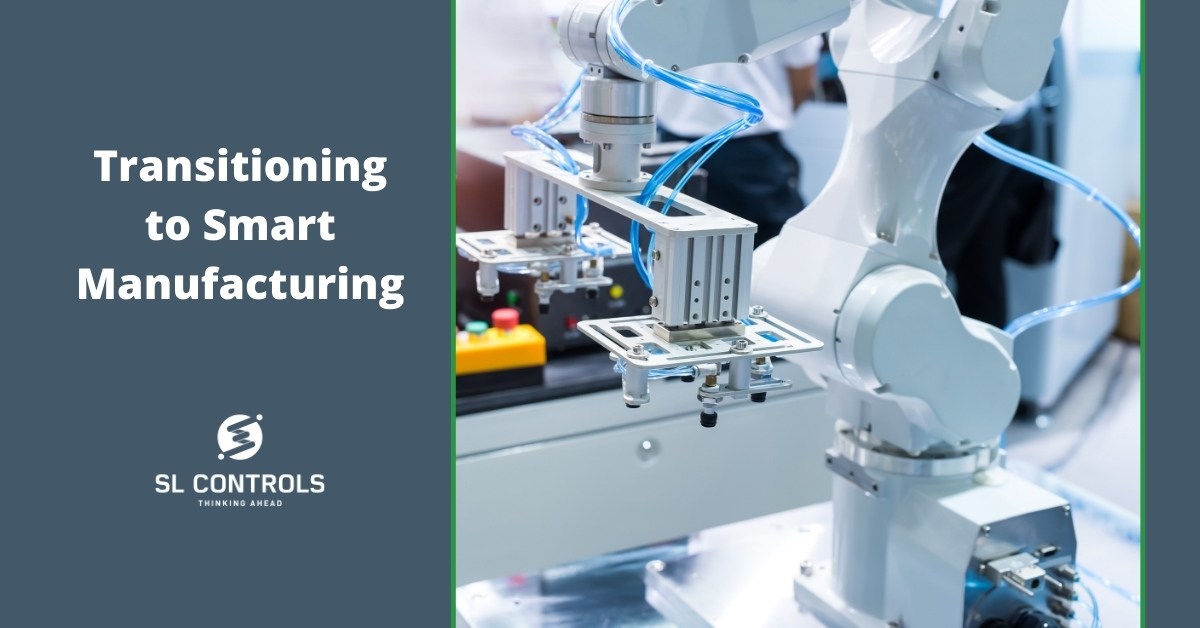 Transitioning to Smart Manufacturing