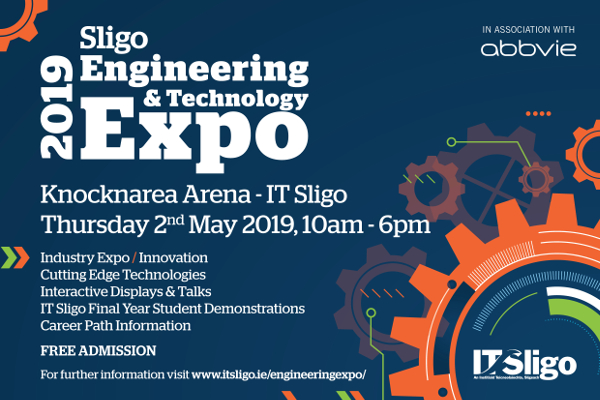 Sligo Engineering & Technology Expo 2019