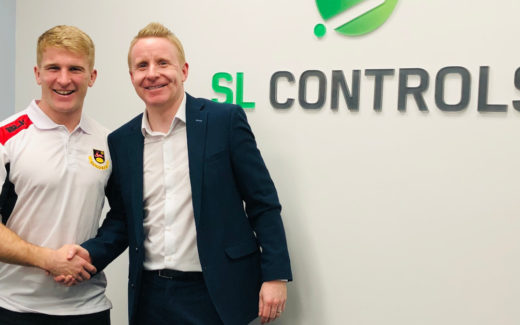SL Controls Sponsors Sligo RFC