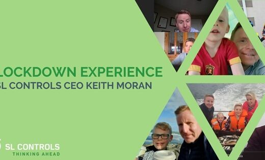 Company, Team, Family The Lockdown Experience for SL Controls CEO Keith Moran