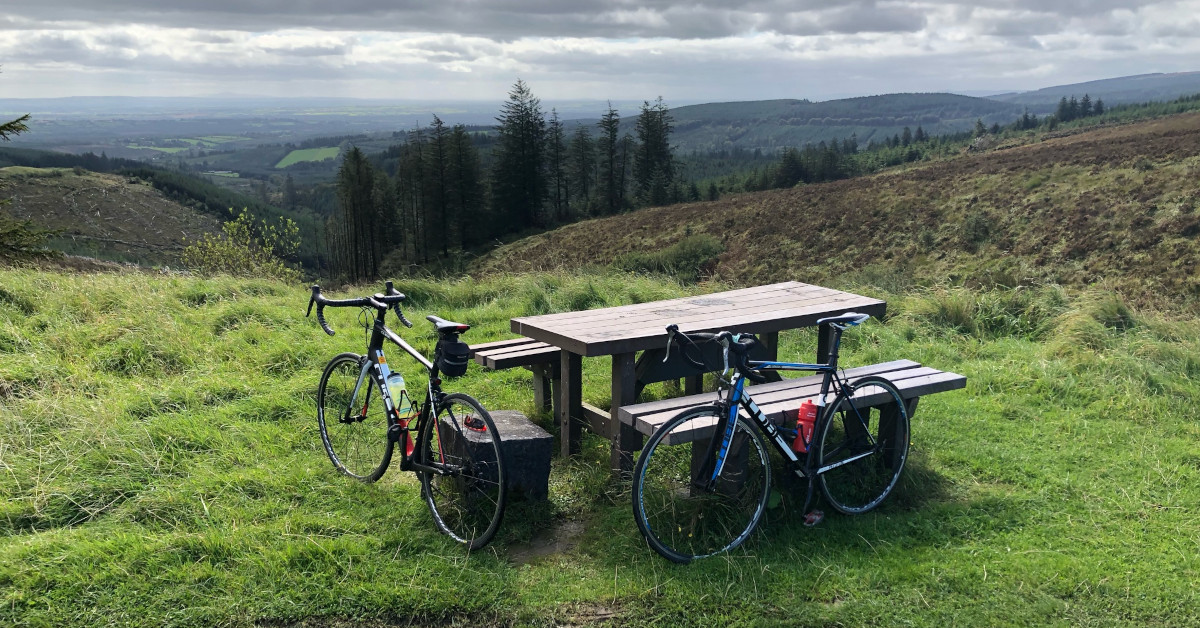 SL Controls Virtual Activity Challenge Slieve Bloom Mountains Laois-Offaly