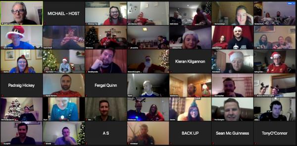 SL Controls Virtual Christmas Party 2