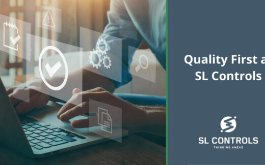 Putting Quality First at SL Controls