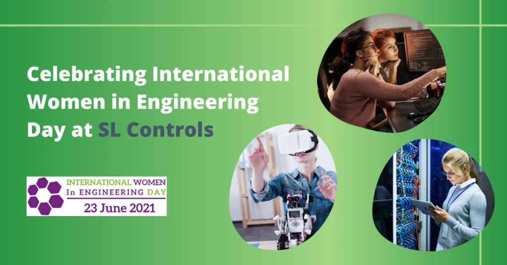 Celebrating International Women in Engineering Day at SL Controls