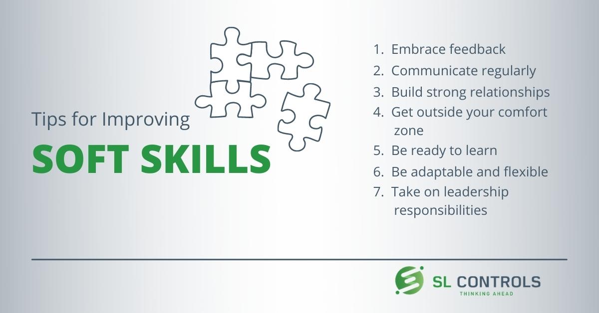 Tips for Improving soft skills